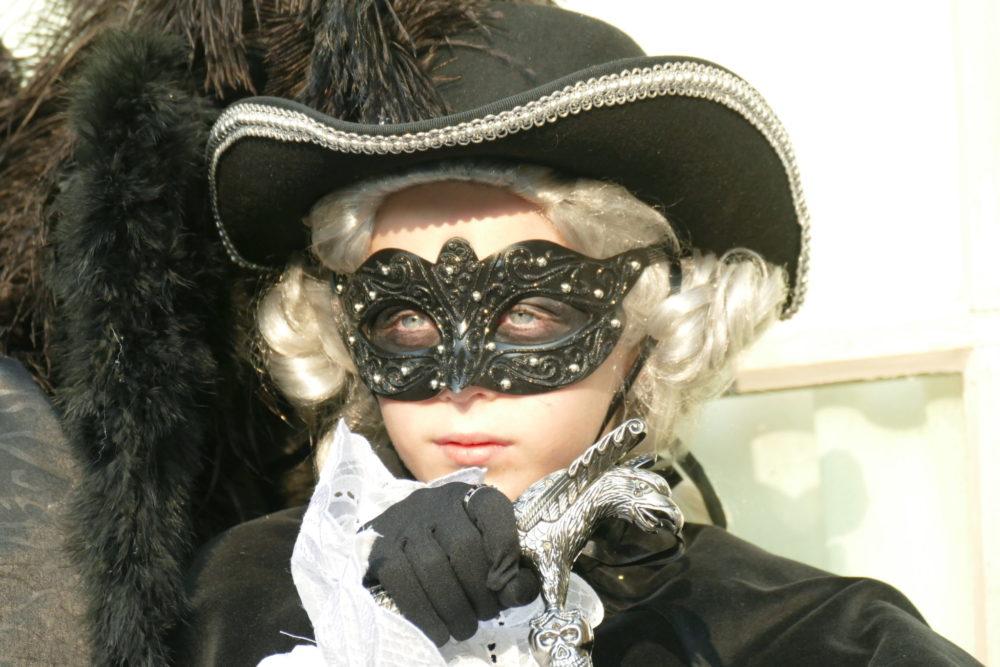 Carnaval vénitien Remiremont AL - GP Casanova enfant