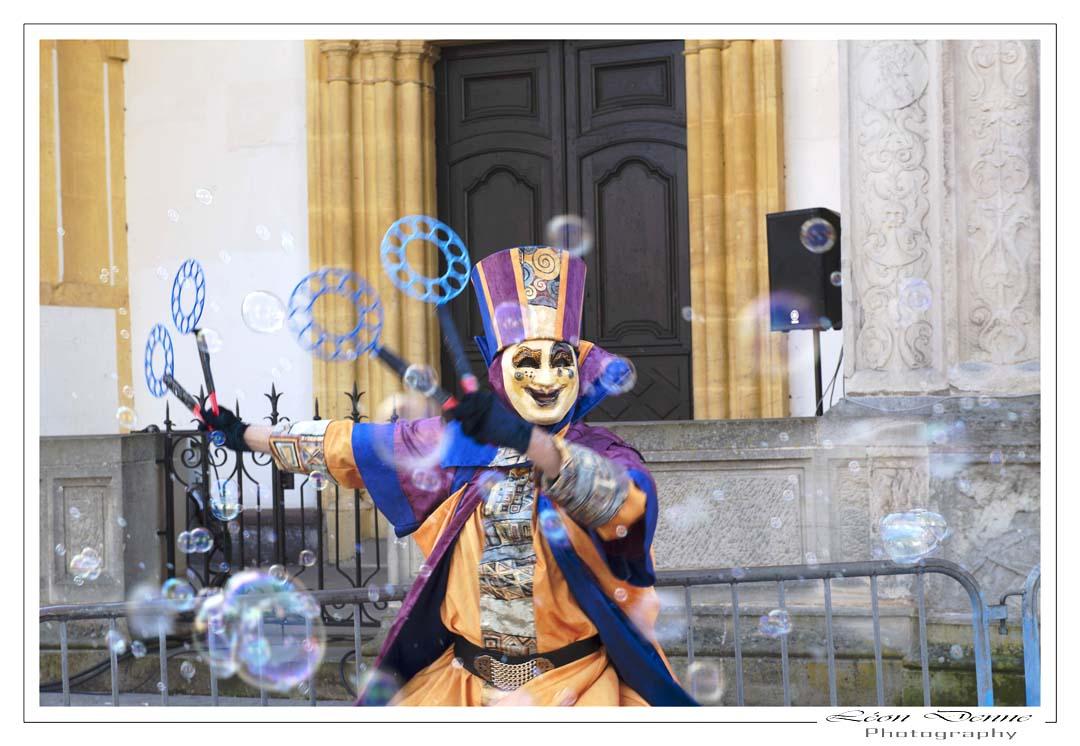 Les bulles - Photo L.Denne