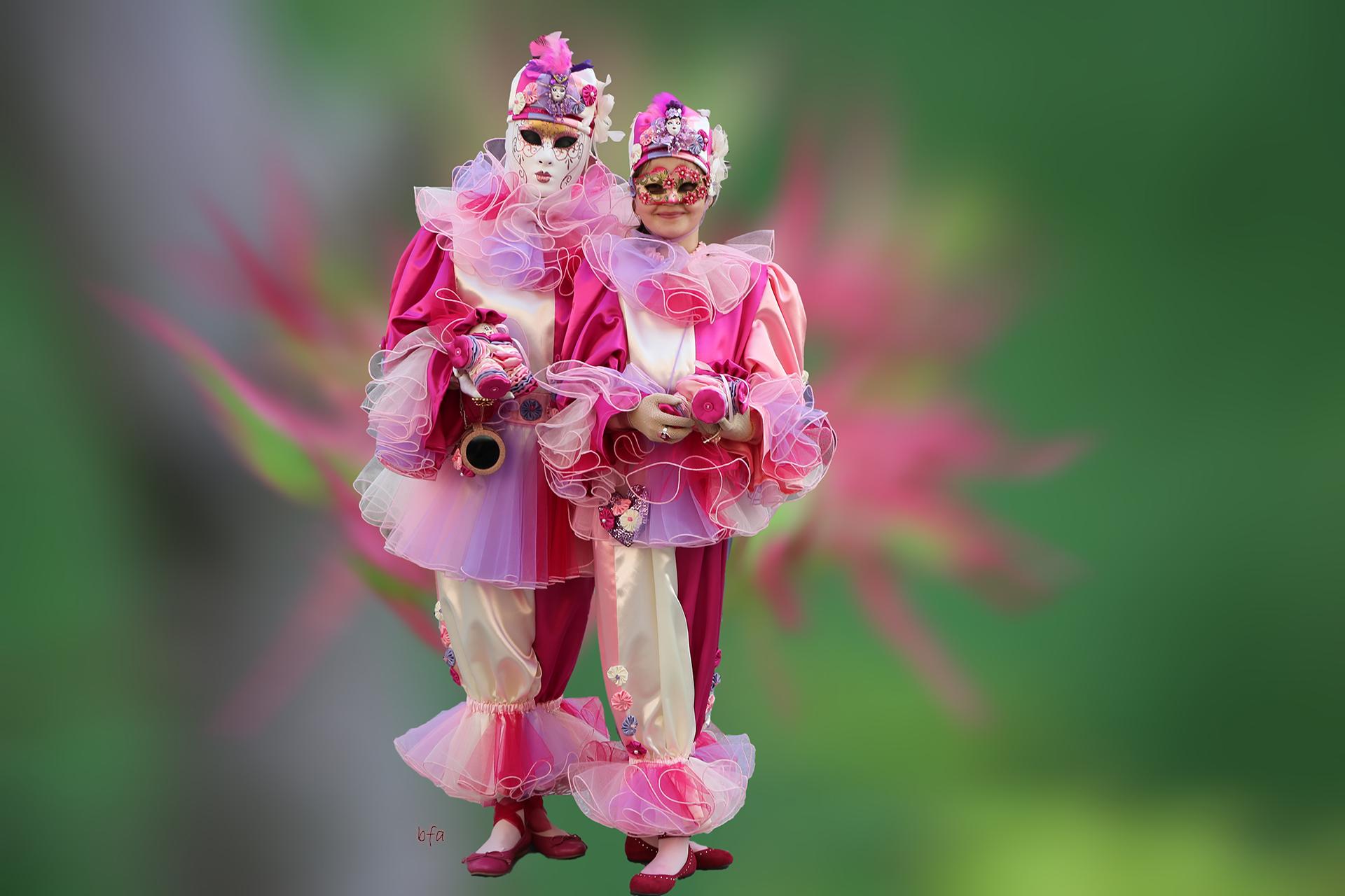 Fleurs de tulle - Photo Blandine et Francis Aubertin