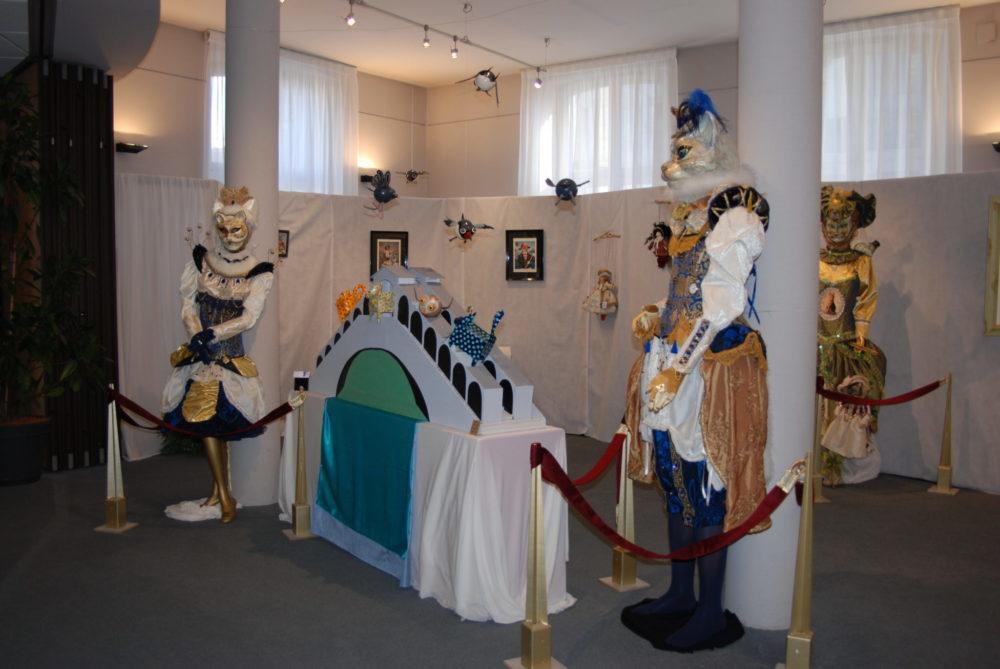 Exposition 2019 Thème 'I gatti di Venezia' - Photo AL
