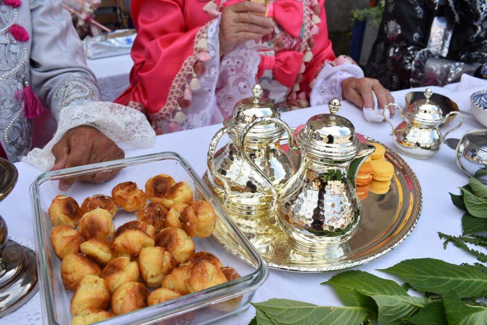 L'heure du thé - Photo Cathy