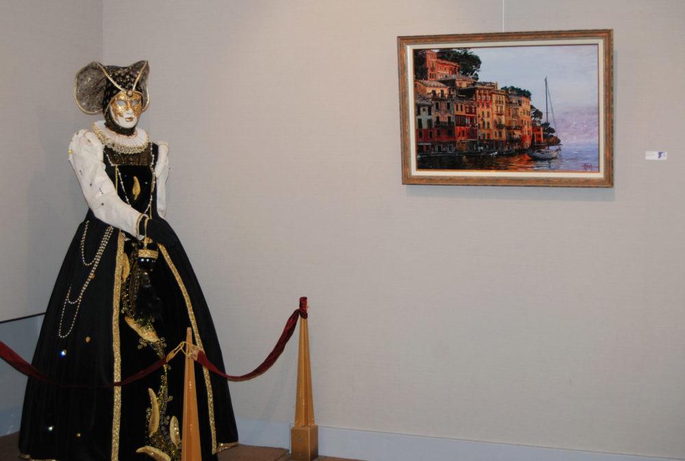 Tableau d'Etienne Gérard - Photo AL