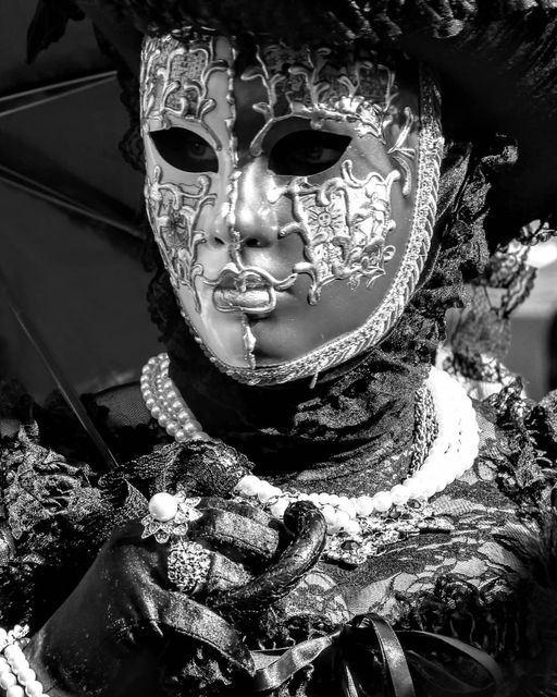 carnaval-venitien-remiremont-photo-costumee-en-noir-et-blanc-de-Nelson-JILAVYAN